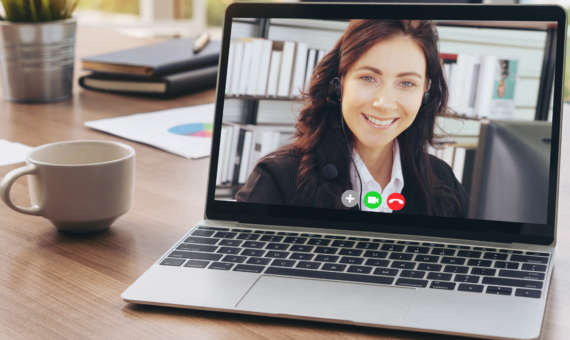 Who's Zooming Who? Online court and meeting your solicitor on Zoom